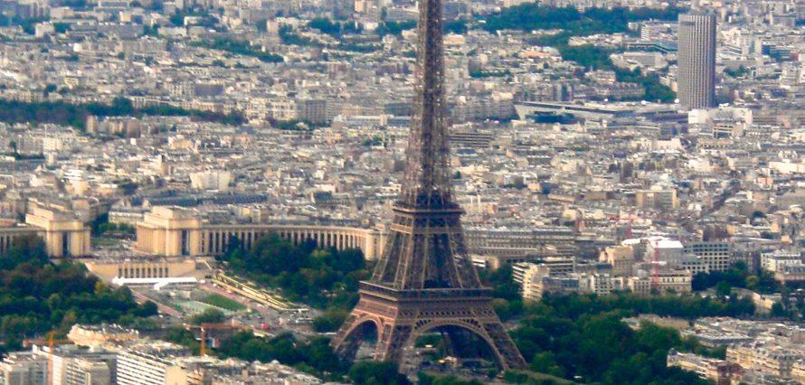Location jet privé à Paris France