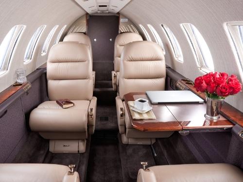 CESSNA CITATION ENCORE : Location jet privé