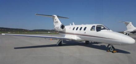 Location jet privé CITATION JET (CJ)