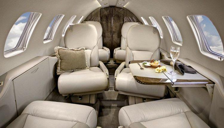 Location jet privé CITATION BRAVO
