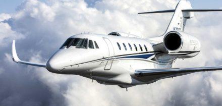 Location d'un jet privé Citation X