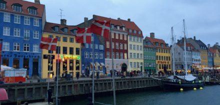 Location de jet privé à Copenhague