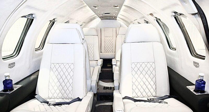 Location d'un jet privé Citation II