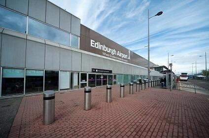 Location jet privé à Édimbourg en Ecosse
