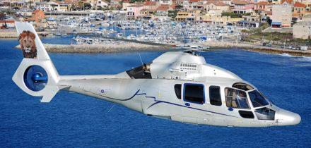 Saint-Tropez La Mole Location de jet privé et hélicoptère