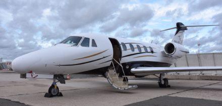 Location jet privé CITATION VII