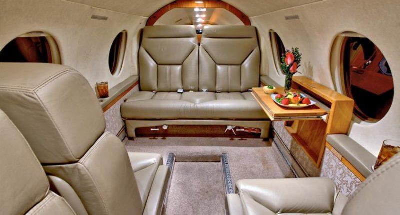 Location jet privé FALCON 10 / 100