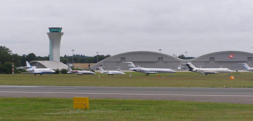 Location jet privé à Farnborough