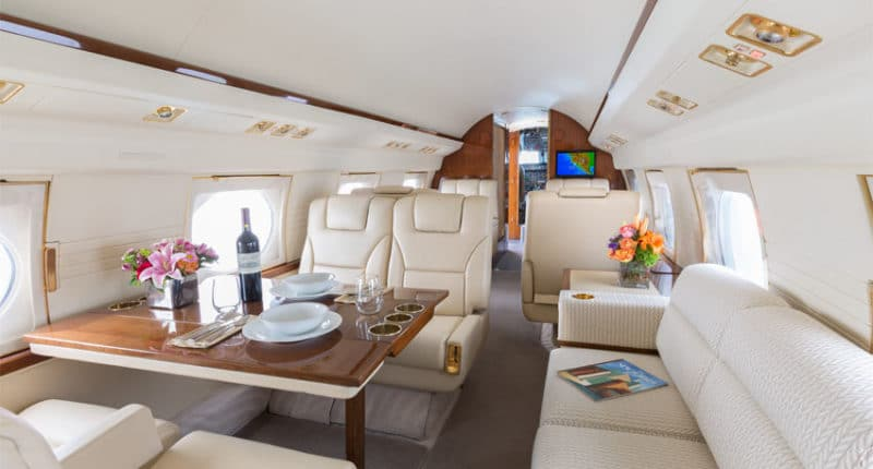 Location jet privé GULFSTREAM GIII
