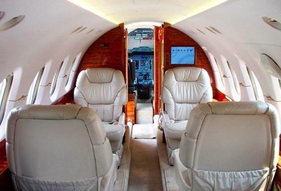Location jet privé HAWKER 800 XP