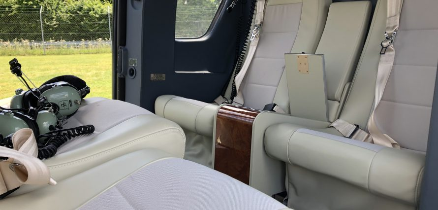 EC 135 VIP Location hélicoptère