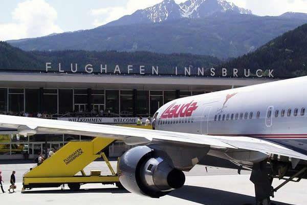 Location de jet privé et hélicoptère à Innsbruck