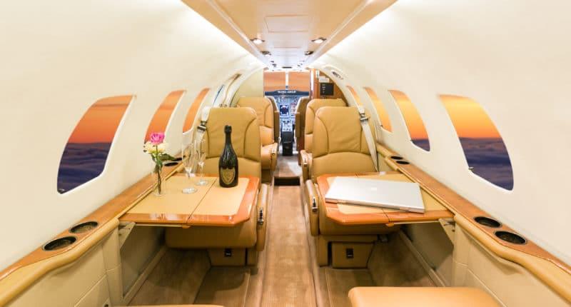 Location jet privé CITATION V ULTRA