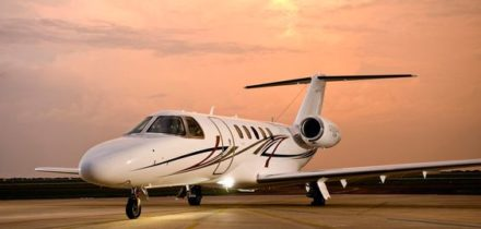 Location jet privé CITATION CJ4