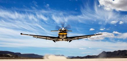 Jet privé Pilatus PC 12 AEROAFFAIRES