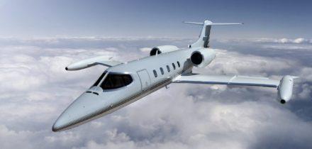 Location jet privé LEARJET 35