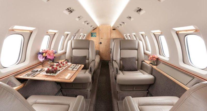 Location jet privé HAWKER 1000
