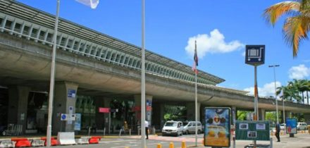 Location de Jet Privé en Guadeloupe Pôle Caraïbes