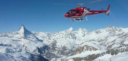 Location jet privé à Sion Zermatt