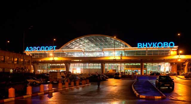 Location de jet privé à Moscou Vnukovo