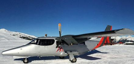 Location d'un jet privé Vulcanair Aviator TP 600