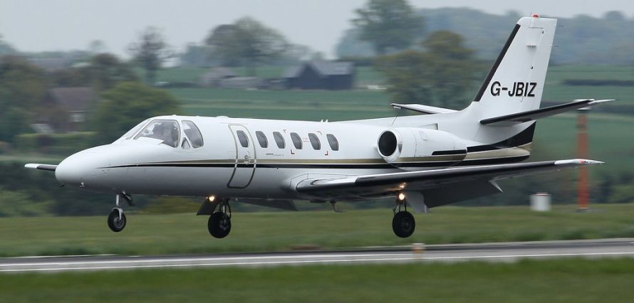 Location jet privé CITATION 2