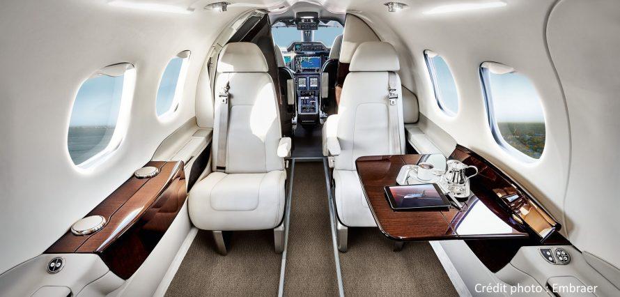 PHENOM 100 Location jet privé