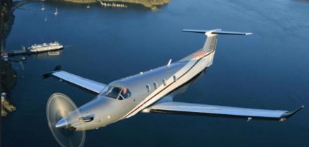 PILATUS PC-12 Location jet privé