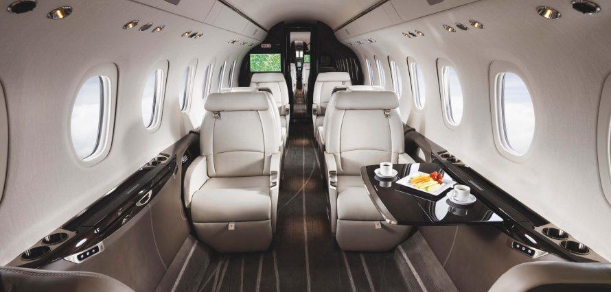 Location jet privé CITATION LONGITUDE