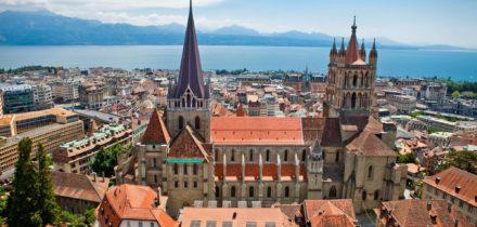 Location de jet privé Paris - Lausanne
