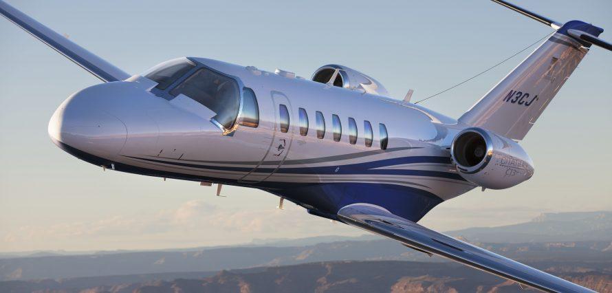 Location jet privé CITATION CJ3