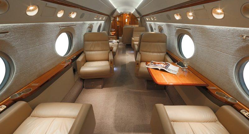 Location jet privé GULFSTREAM G300