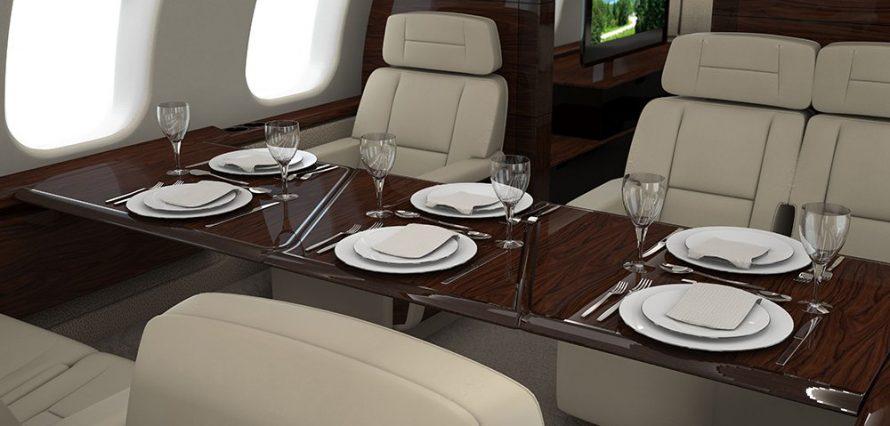 comment louer un jet privé