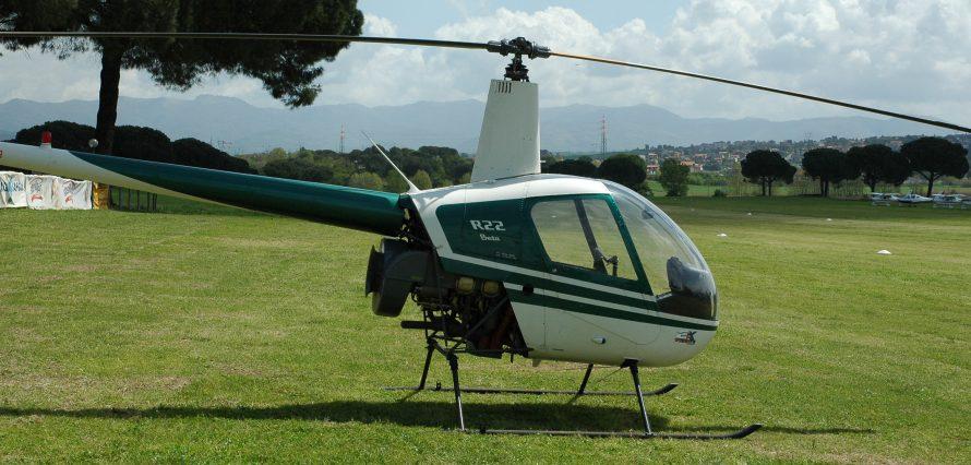 ROBINSON R22 Location Hélicoptère