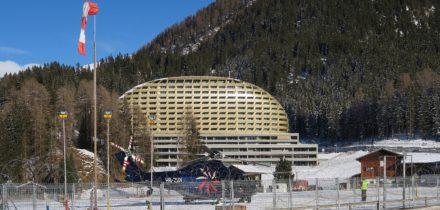 Location de jet privé et hélicoptère à Davos