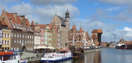 Location de jet privé à Gdansk