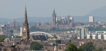 Location de jet privé et hélicoptère à Glasgow