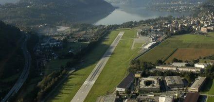 Location de jet privé et hélicoptère à Lugano