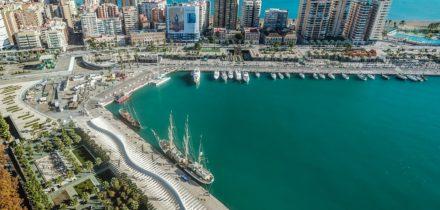 Location jet privé ou hélicoptère depuis ou vers Malaga