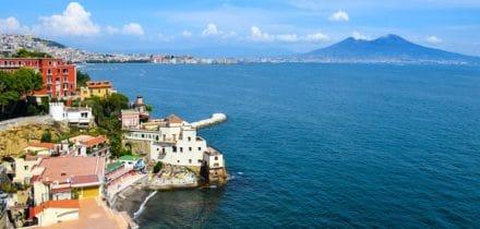 Location de jet privé à Naples