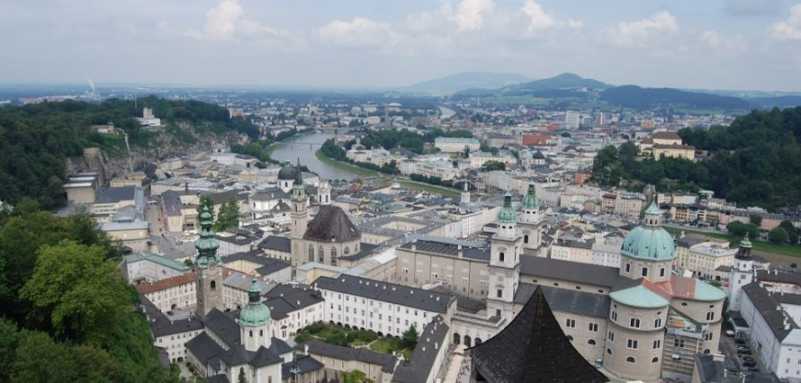 location de jet privé à Salzbourg