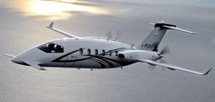 PIAGGIO AVANTI P 180 Location jet privé