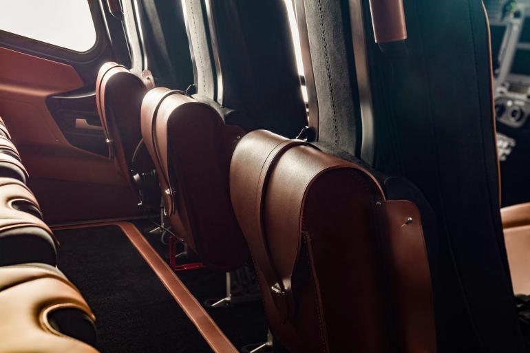 Airbus ACH130 Aston Martin Edition Cabin Suitcases