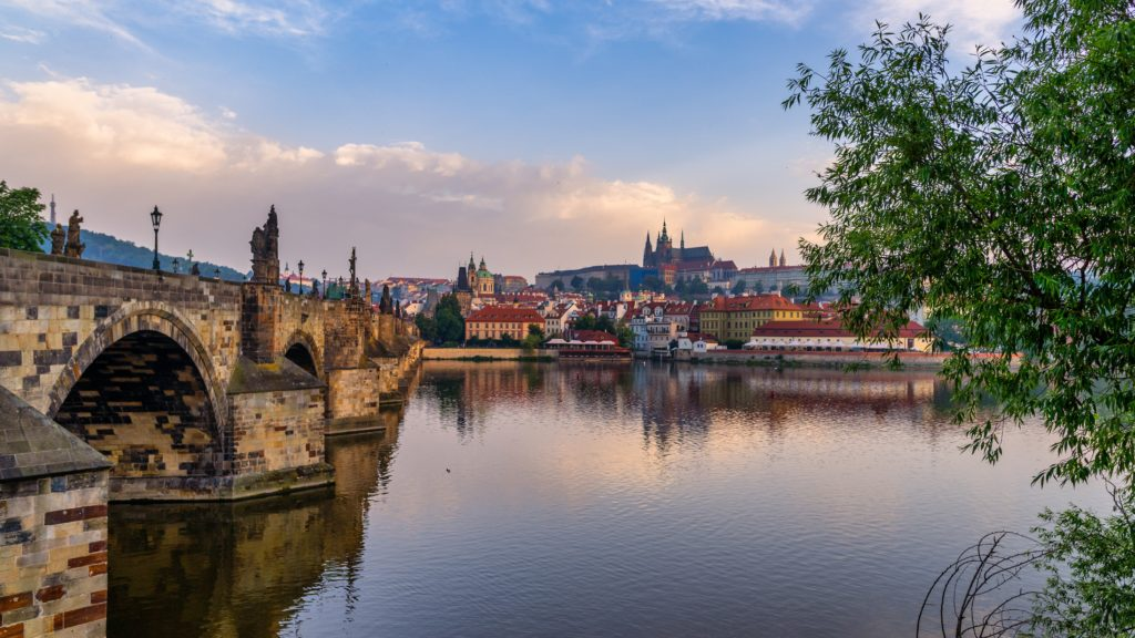 Saint-Valentin en Amoureux à Prague