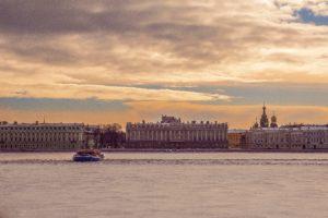 Week-end Amoureux Saint-Valentin Saint-Petersbourg