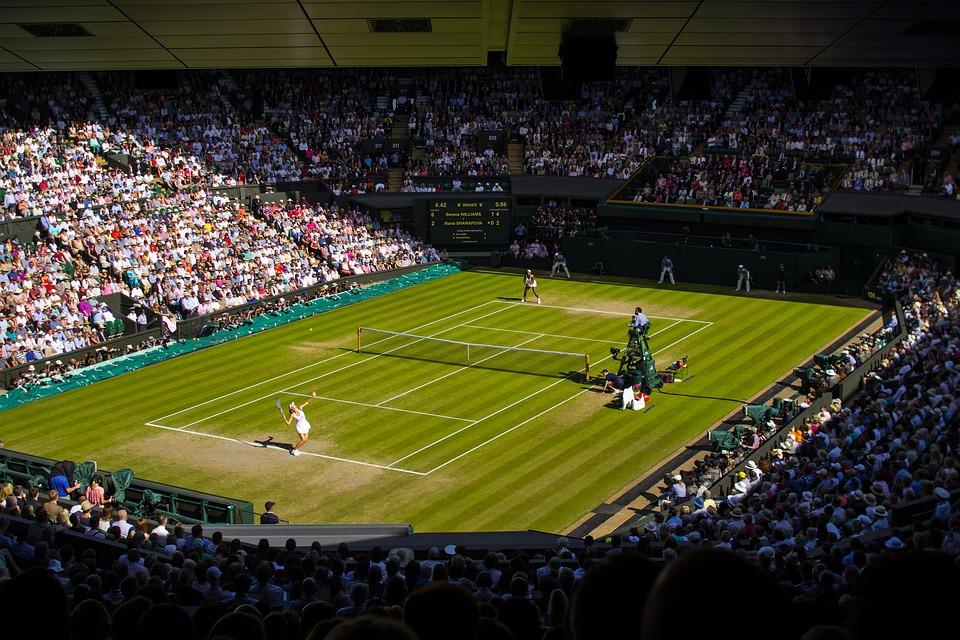 tennis wimbledon jet privé