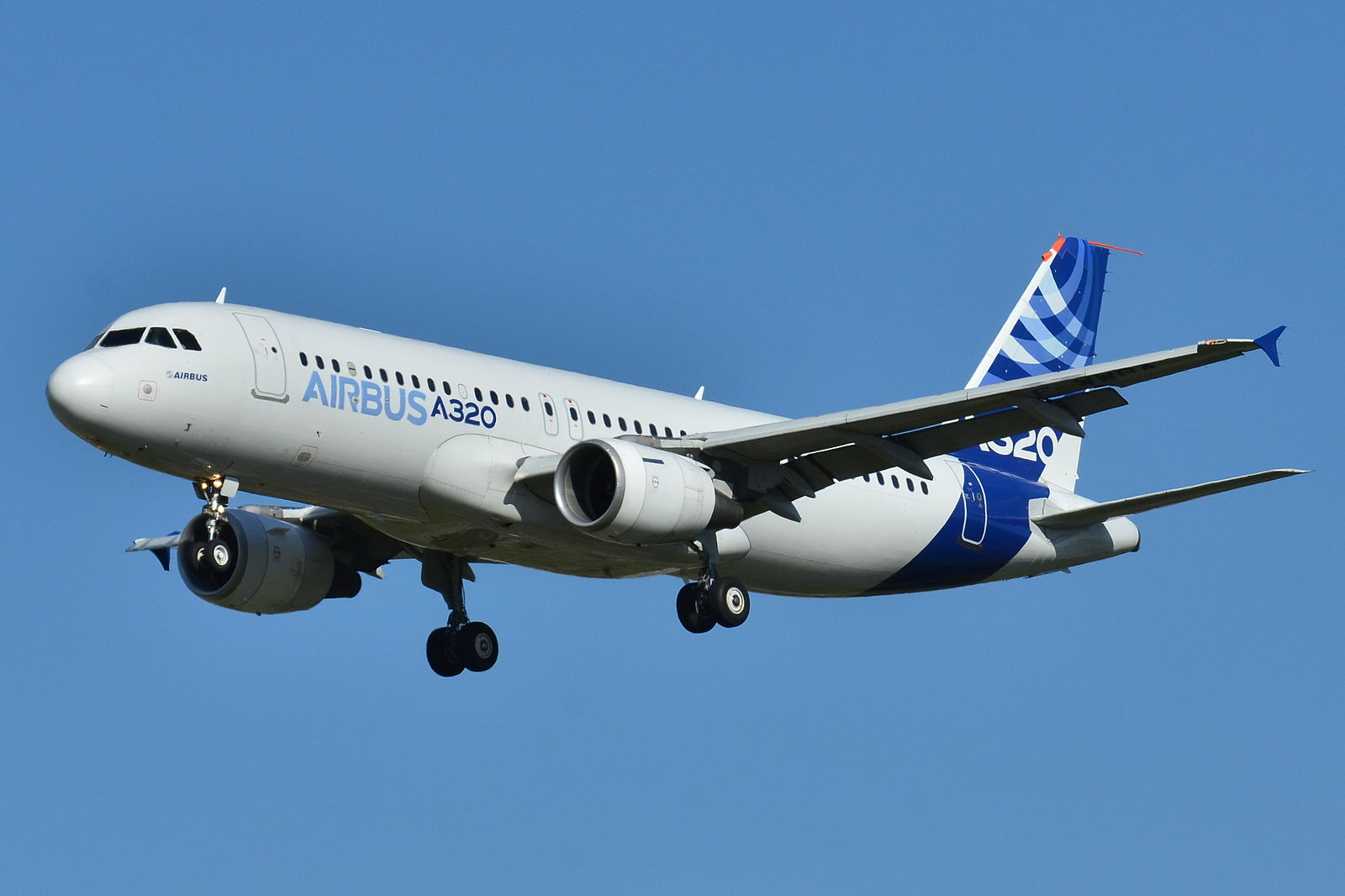 Airbus A320 transport pharmaceutique
