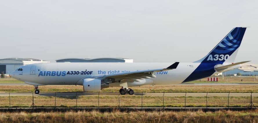 Location avion cargo Airbus A330-200F