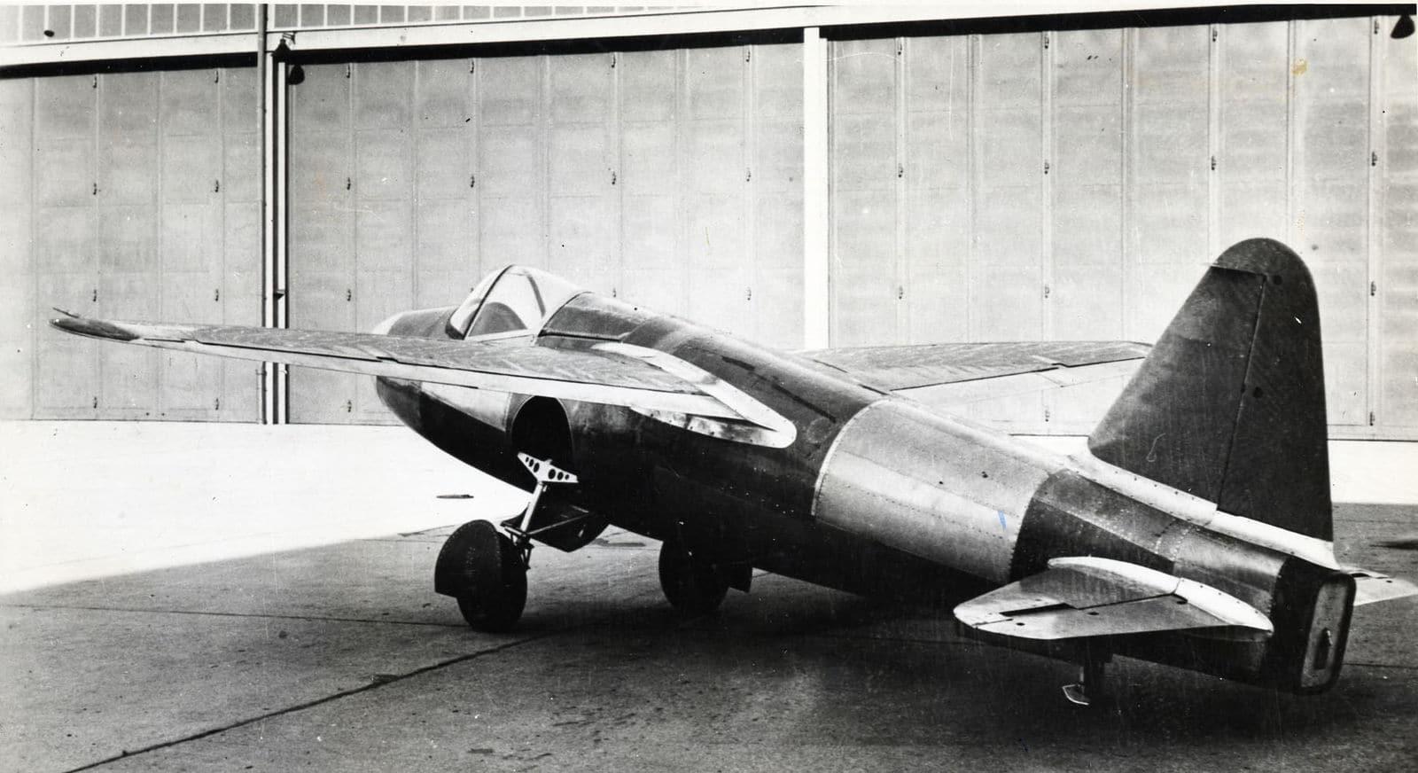Avion Heinkel He-178