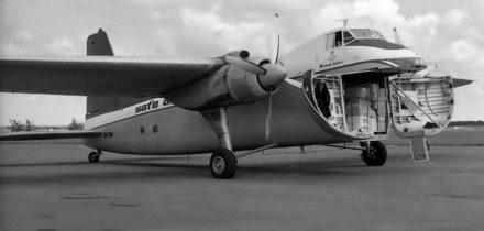 Avion cargo Bristol Freighter